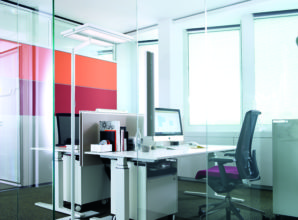 Durch die richtigen Beleuchtungssysteme die Produktivität im Büro steigern