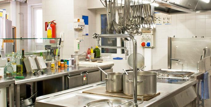Gastronomie: Mit einer Kühlzelle Lebensmittel richtig kühlen