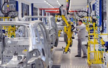 Zulieferer der Industrie: die Automobilbranche im Wandel